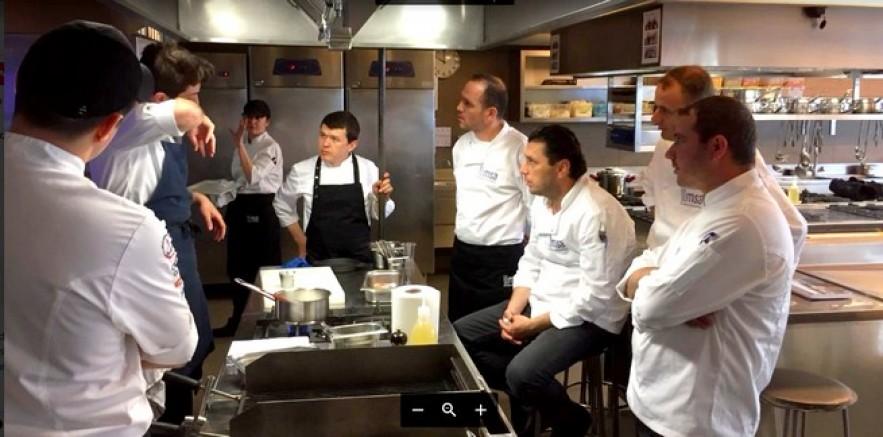 Altın Yunus Mutfağı, Mutfak Sanatları Akademisi ortak çalışmasıyla  yeni sezona hazırlandı.