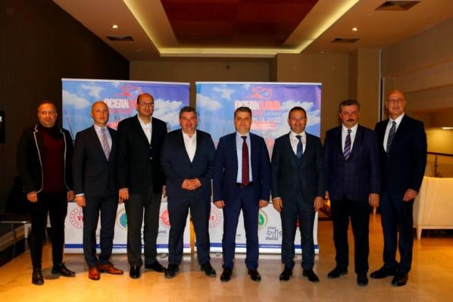 Çeşme, Türkiye'de ilk kez düzenlenecek Oceanlava'ya ev sahipliği yapacak!