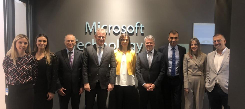 İZTO ve Microsoft işbirliği yapacak