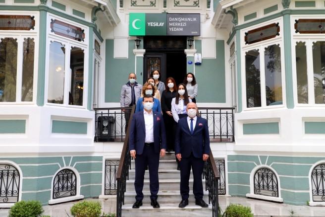 Yeşilay İzmir ile İŞKUR İl Müdürlüğü'nden anlamlı iş birliği