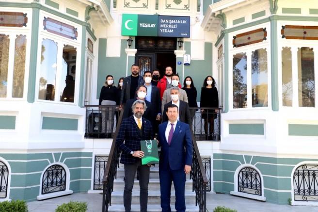 Yeşilay ve Kızılay, İzmir için iş birliği yaptı